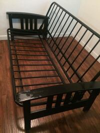 Futon frame free pick up only New Westminster, V3M 6B3