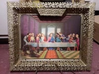 The Last Supper painting Perry, 44081