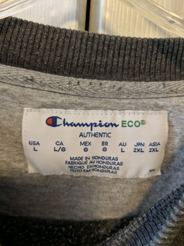 Faded Champion Sweater $20 OBO 2