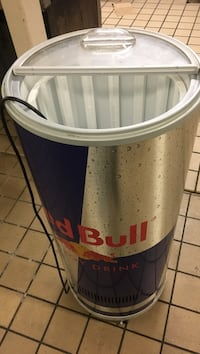 red bull rolling ice barrel cooler Oyster Bay, 11714