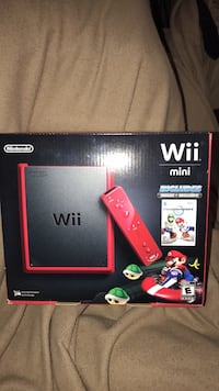 Wii mini limited  edition