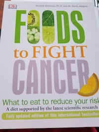 Foods to Fight Cancer book Pike County