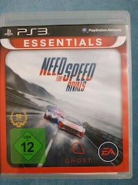 PS3 Nefes For Speed Rıvals