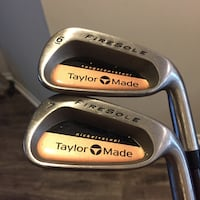 Taylor Made FireSoul Tour, Iron Right Handed Golf Clubs