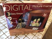 Digital Picture Frame - Never Used Woodbridge, 22192