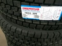 11R24.5 brand New tires Waltham, 02452