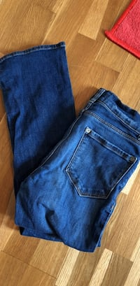 Fin jeans
