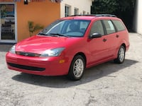 Ford - Focus - 2003 Fort Myers