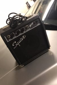 amp for and electric guitar *new*