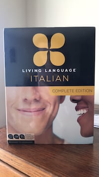 Living Language Italian, Complete Edition: Beginner through advanced course Silver Spring, 20910