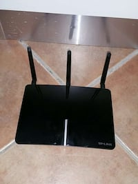 router WiFi nero TP-LINK Torvaianica Alta, 00040