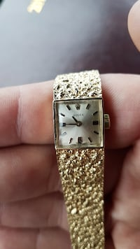 LADIES GOLD ROLEX Abbotsford