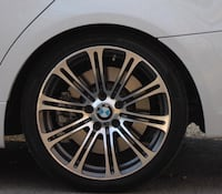 BMW M3 CHROME RIMS Arlington, 22209