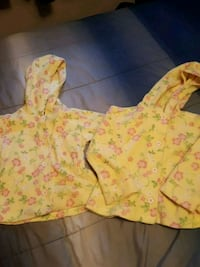 Twin girls size 4T summer jackets $10 Zimmerman, 55398
