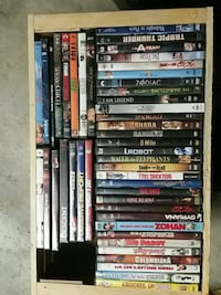 assorted DVD movie case lot Central Point, 97502