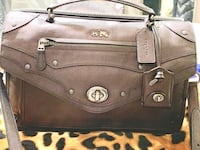 Coach Rhyder Large Messenger, Limited Edition QB Bronze Metallic Vacaville, 95687