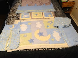 Boy Crib Set