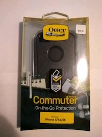 New OtterBox Commuter Case for iPhone 5/5s/SE Tysons, 22102