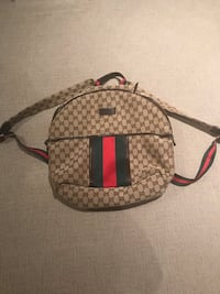 Gucci backpack(rep)