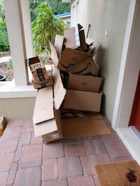 free boxes  Safety Harbor, 34695