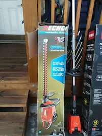 Echo hedge trimmer and trimmer