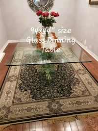 Glass Dinning Table Mississauga