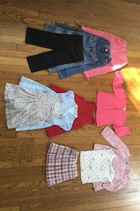2-3 years girl's clothes