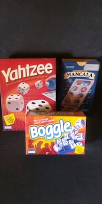 Games 1.00 each Woonsocket, 02895