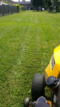 Lawn mowing Mississauga