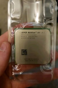 Amd cpu athlon 64 x2 works perfectly Charles Town, 25414