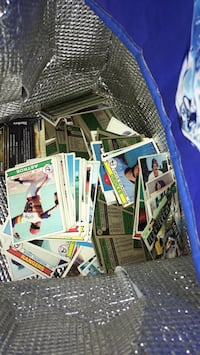 Assorted baseball trading card collection Coventry, 06238