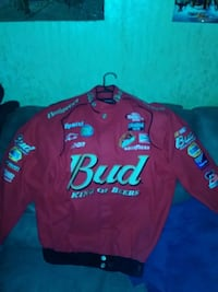 red Bud racing jacket