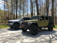 2013 Jeep Wrangler Unlimited Rubicon Vienna