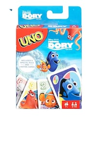 UNO Finding Dory Edition Card Game Brand New   Laval, H7P 5V3
