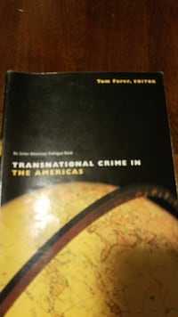 Transnational Crime in The Americas