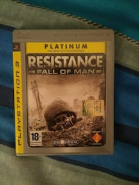 Resistance Fall of Man per PS3 Reggio Emilia