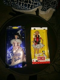 two Barbie dolls in unopened boxes Omaha, 68127