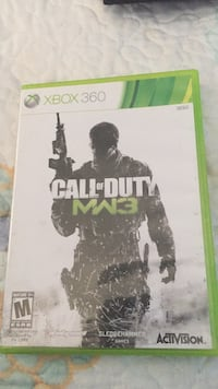 Xbox 360 call of duty mw3  Lawndale, 90260