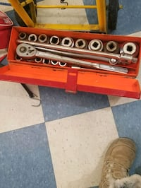 Craftsmen socket set