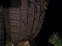 215/55/17 High Tread used tires Belle Vernon, 15012