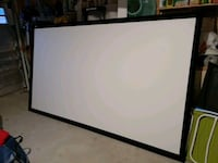 Home theater screen -$100 Richmond Hill, L4S 1X1
