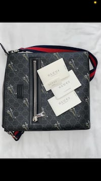 ORJINAL GUCCI HANDBAG TİGER EDİTİON
