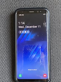 Samsung galaxy S8 phone 64 gb for sale