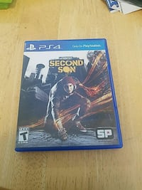 infamous second son ps4 Winooski, 05404