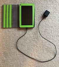 Kindle Fire & Two Cases