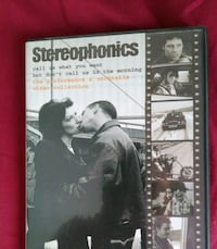 DVD STEREOPHONICS Original  Madrid, 28002