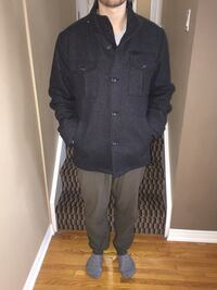 Perfect condition Men's large pea coat  Waterloo, N2L 5Z5
