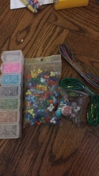 All new art supplies, beads new and more. Lovely glass beads... Vaughan, L4J 5L7