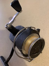 ZEBCO Spinner 777 Fishing Reel~!