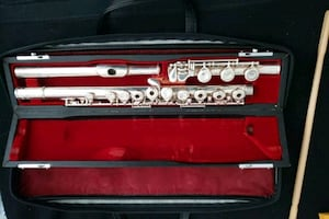 Open Holed Pearl Flute